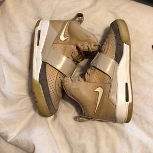 Nike 1 Og Tan Size 5 amp;box 10 Yeezy Air Laces rChdxtQs
